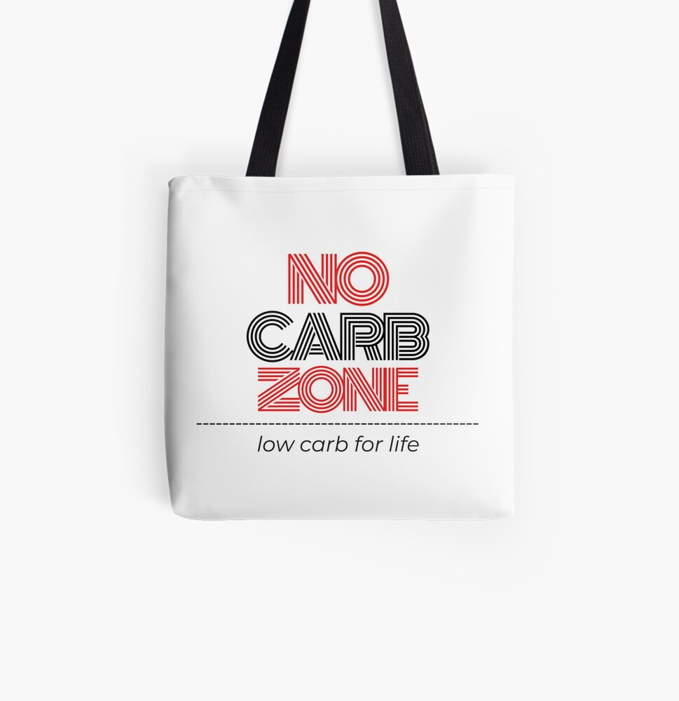 no carb zone bag