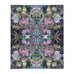 mega flora blanket from Xanthia Design
